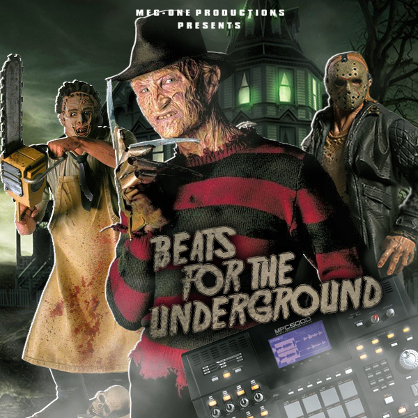 BEATS FOR THE UNDERGROUND - MEC-ONE PRODUCTIONS