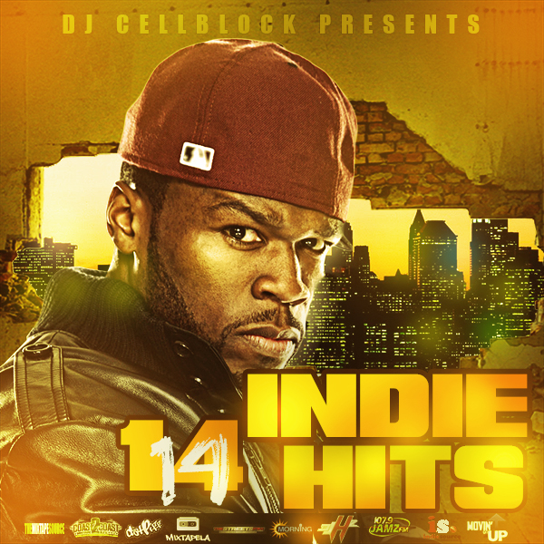 Indie Hits 14 hosted by Dj CellBlock - Various Artists